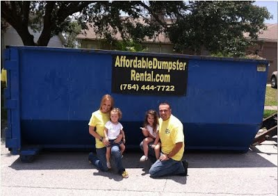 rent a roll off dumpster miami fl